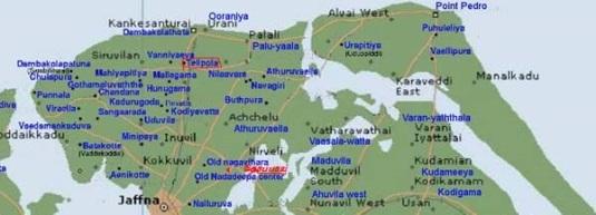 Map_Jaffna_Pt-Pedro_Sinhala_Villages-2