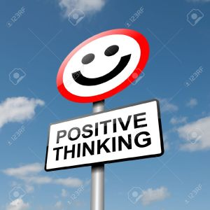 13721747-illustration-depicting-a-road-traffic-sign-with-a-positive-thinking-concept-blue-sky-background