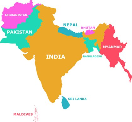 south-asia