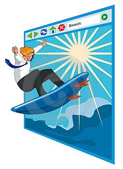 surfing-the-internet