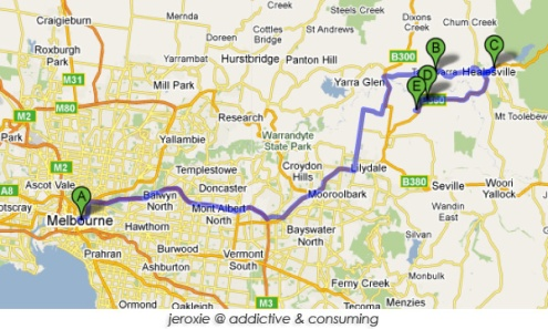 travel-map-yarra